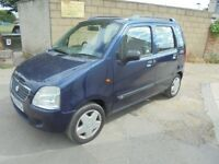 Suzuki Wagon R 1.3 GL 5dr, Automatic, 2002 (02), cheap car