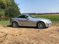 Mercedes slk 1.8