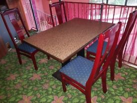 20 set of table and chairs
