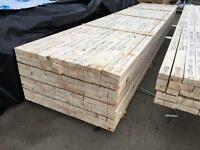 New Timber Delivered 3x2, 4x2, 6x2 etc