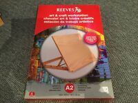 Reeves A2 drawing station/easel, brand new in box.