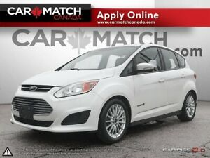 2013 Ford C-Max SE / ALLOY'S / ONLY 67KM