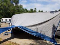 21 foot caravan awning