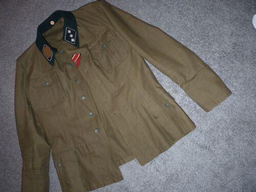 Summer officer Elite tunic