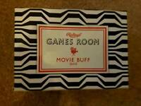 Games Room Movie Buff Quiz Brand New