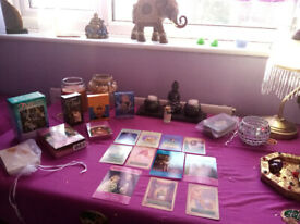 Tarot/Angel card reading phychic clairaudient visionary