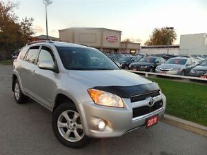 2011 Toyota RAV4 AWD LIMITED P.SUNROOF DUAL DVD