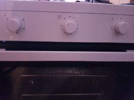 Built in fan assisted oven . Good condition.