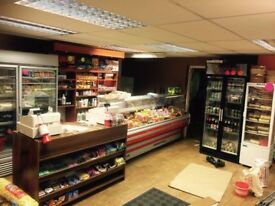 Polish grocery shop in Hamstead/Great Barr
