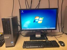Dell complete system, plug and play