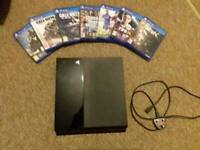 Playstation 4 500gb Black