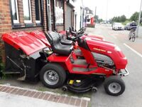 COUNTAX A20-50E LARGE RIDE ON LAWNMOWER