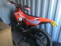 Beta 300rr enduro not Ktm yzf crf sherco