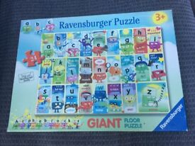 Ravensburger Alphablocks floor puzzle