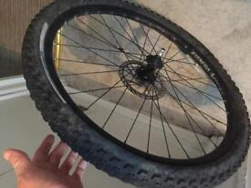 26 inch front disk wheel