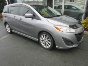 2012 Mazda 5 AUTO WITH ALLOYS & ONLY 92K