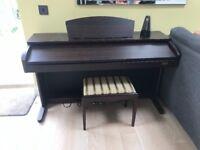 Electric digital piano
