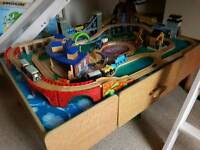 Universe of Imagination Train Set with Table