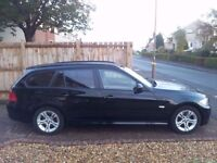 BMW 318D ESTATE 2011, Full service history, 2 owners from new, £30 road tax