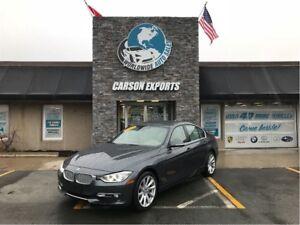 2013 BMW 3 Series WOW CLEAN 335I XDRIVE! $189.00 BI-WEEKLY+TAX!