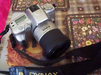 Minolta Dynax Camera 35mm film