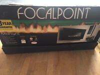 Focalpoint Gas fire