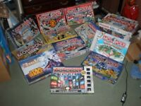 Monopoly collections editions & Risk game