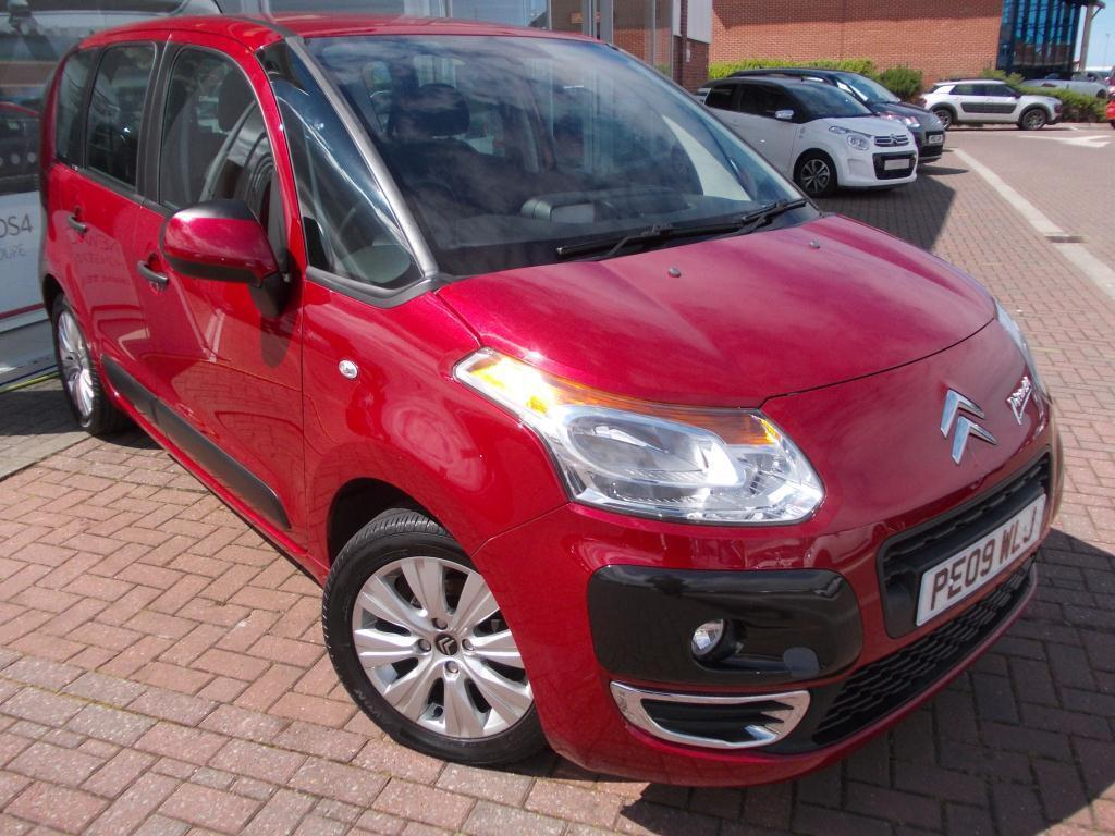 citroen c3 picasso 1 4 vti 16v vtr 5dr 2009 in blackpool lancashire gumtree. Black Bedroom Furniture Sets. Home Design Ideas