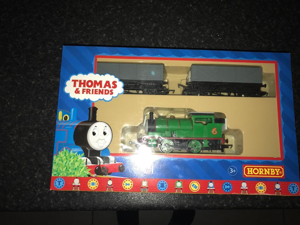 Train 00 Percy and friends Thomas the tank engine hornby