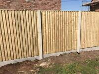 🐞High Quality Pressure Treated Wooden/ Timber Garden Fence Panels