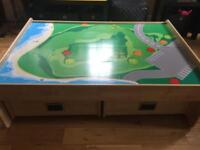 Kids wooden play table for sale Eltham