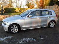 BMW 1 SERIES, 2005, 2.0 DIESEL, 6 MANUAL GEARBOX IN SILVER