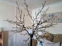 382 bulbed led Cherrytree-indoor/outdoor 5-6feet in height with wonderful effects in or outdoors