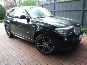 2015 BMW X3 35i Mperformance,Ens Premium et executif