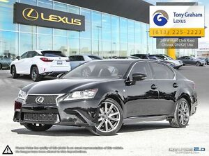 2014 Lexus GS 350 F Sport Package
