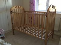 Mamas and Papas Amerlia Cot