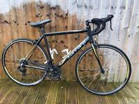 Carrera zelos road bike will post
