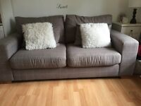 Grey NEXT Sofa in excellent condition