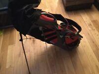 Nike SQ golf stand bag