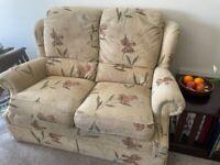 For Sale G-Plan 2 seat sofa & armchair set