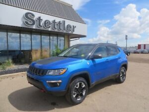 2018 JEEP COMPASS TRAILHAWK! HEATED SEATS! SUNROOF!