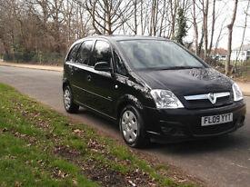 2009 Vauxhall Meriva 1.7, Turbo Diesel MPV