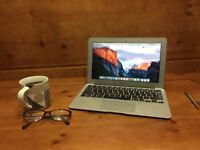 "Macbook Air 2011 A1370. 11"" Intel Core i5 with 64GB SSD 2GB Ram £465"