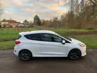 Ford Fiesta - full service history