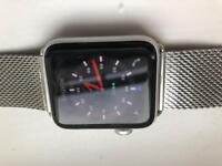 Iwatch 3 barely used 42mm silver