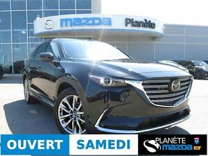 2017 MAZDA CX-9 AWD GT GROUPE TECHNOLOGIQUE