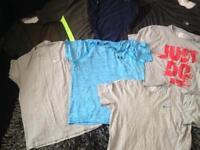 T shirts job lot £10 all