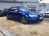 2016 Audi s3 nav Quattro dsg ....... loaded ...... finance available ..... px welcome