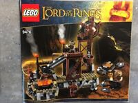 Lego Lord of the Rings Orc Forge 9476