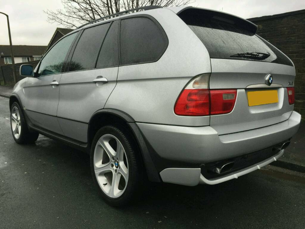2003 e53 bmw x5 4 6 is v8 347 bhp silver auto fsh 2 keys hpi clear fully loaded 3 0d 4 4 4 8. Black Bedroom Furniture Sets. Home Design Ideas